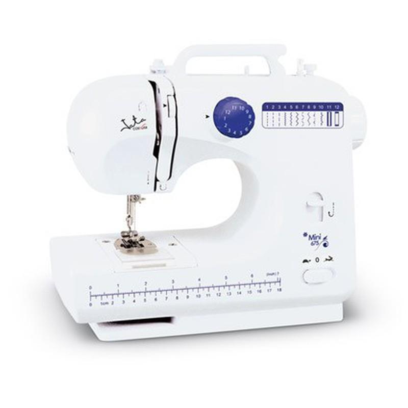 Máquina de coser mini MMC675 Jata — Ferretería online